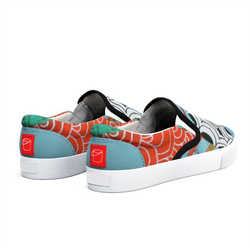 Spinner Men's Shoes by C. Cooley's Artist Shop
