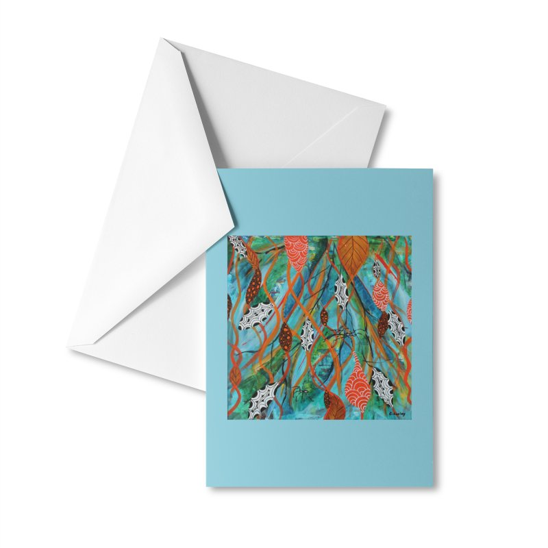 Spinner Accessories Greeting Card by C. Cooley's Artist Shop