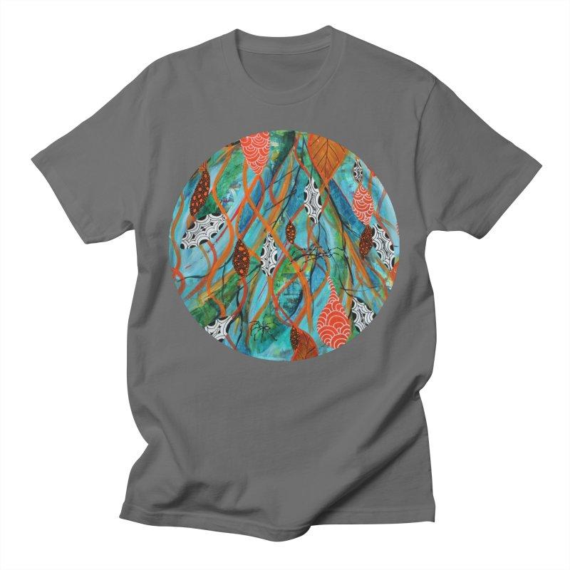 Spinner Men's T-Shirt by C. Cooley's Artist Shop