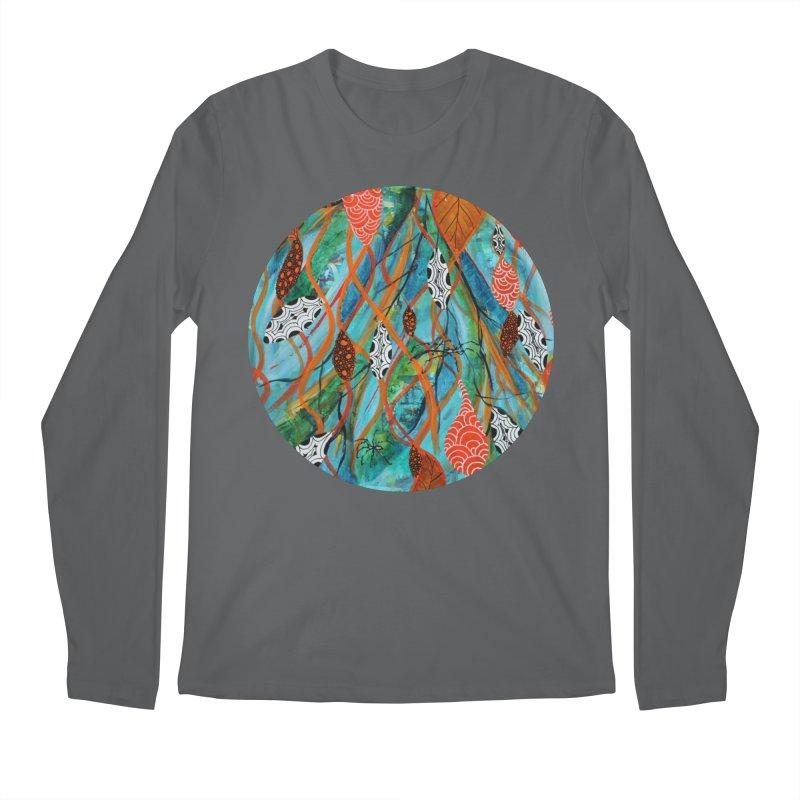 Spinner Men's Longsleeve T-Shirt by C. Cooley's Artist Shop
