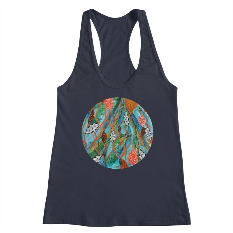 Spinner Women's Tank by C. Cooley's Artist Shop