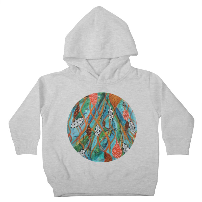 Spinner Kids Toddler Pullover Hoody by C. Cooley's Artist Shop