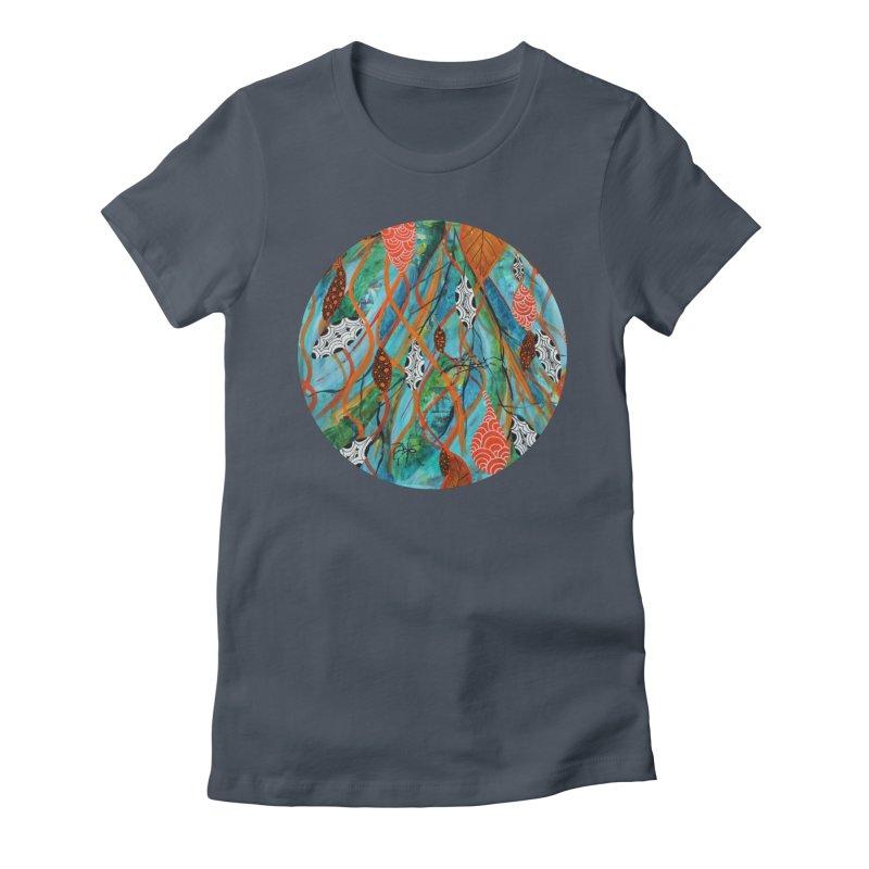 Spinner Women's T-Shirt by C. Cooley's Artist Shop