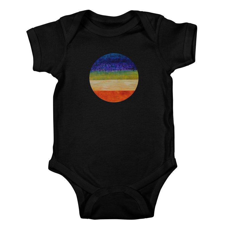 Expanse Kids Baby Bodysuit by C. Cooley's Artist Shop