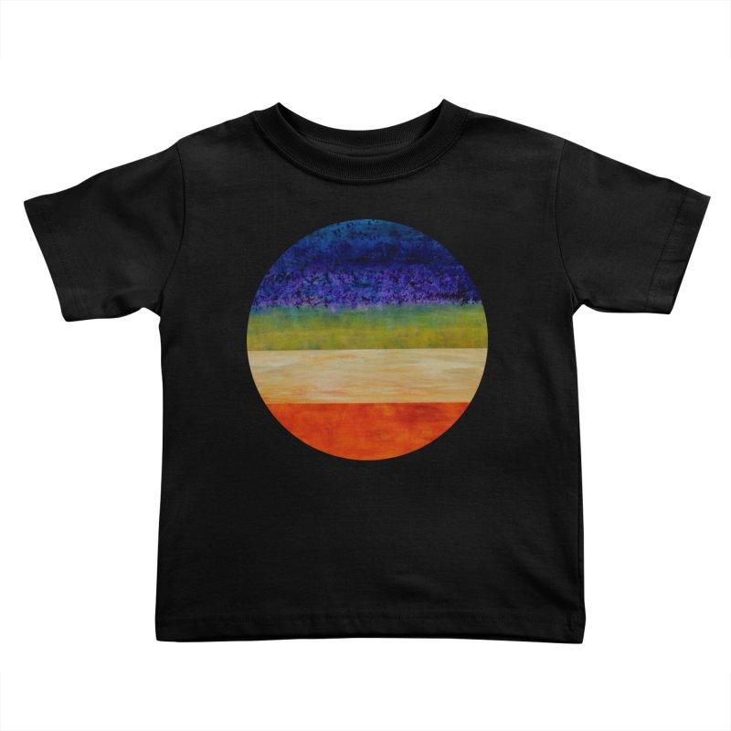 Expanse Kids Toddler T-Shirt by C. Cooley's Artist Shop
