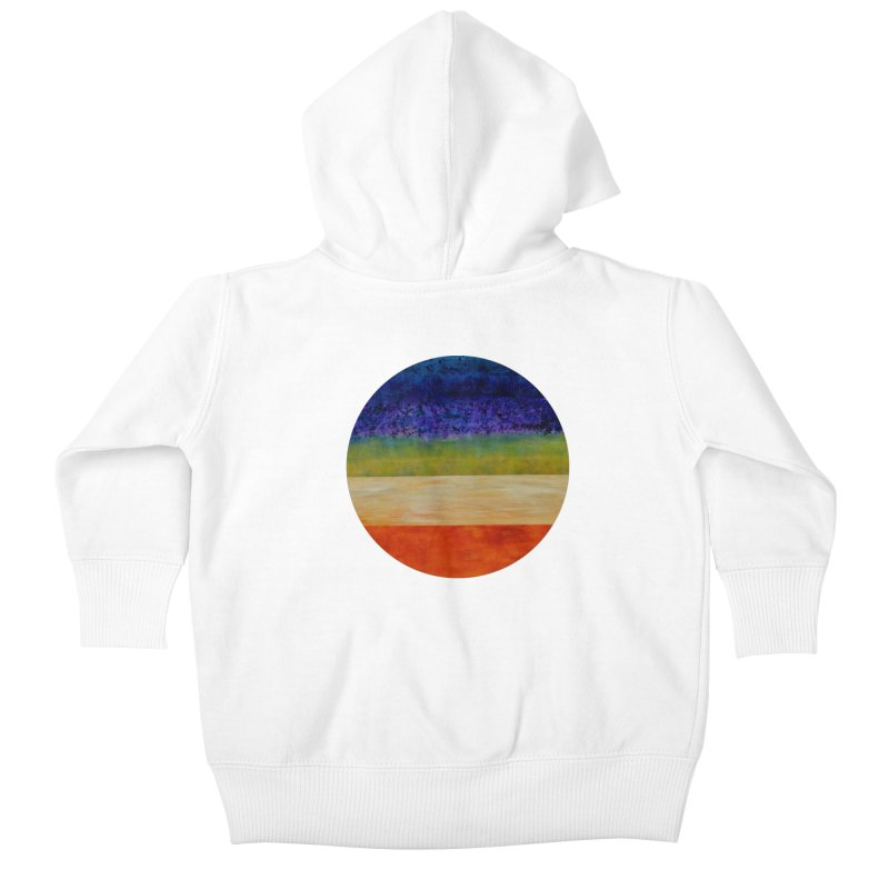 Expanse Kids Baby Zip-Up Hoody by C. Cooley's Artist Shop