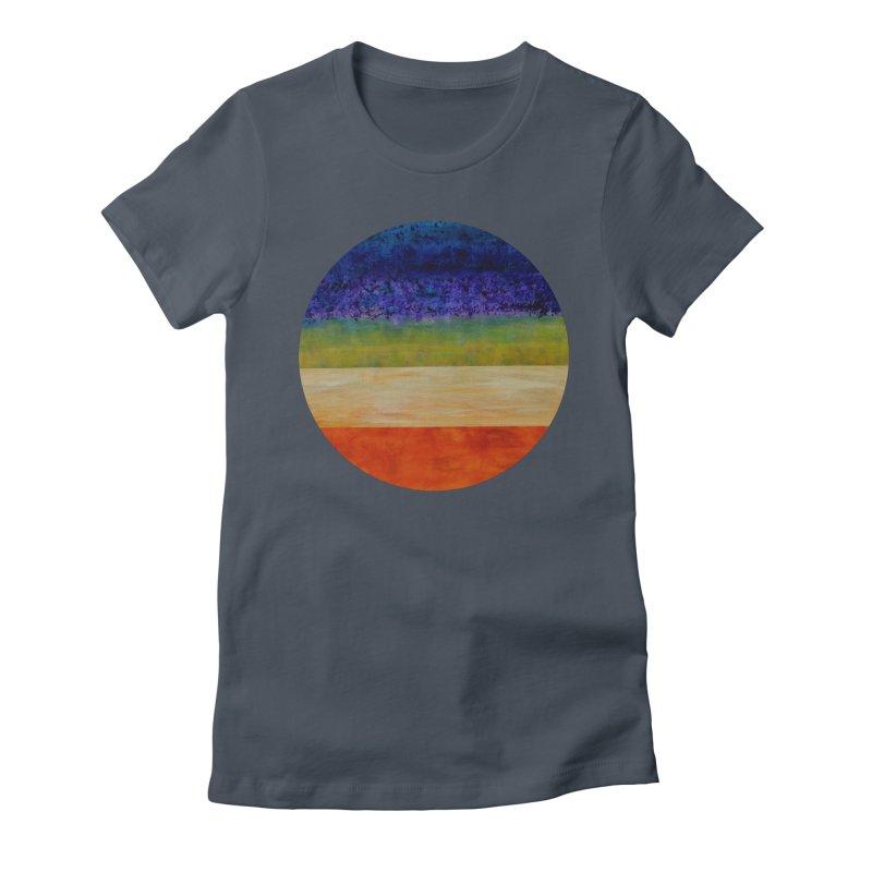 Expanse Women's T-Shirt by C. Cooley's Artist Shop
