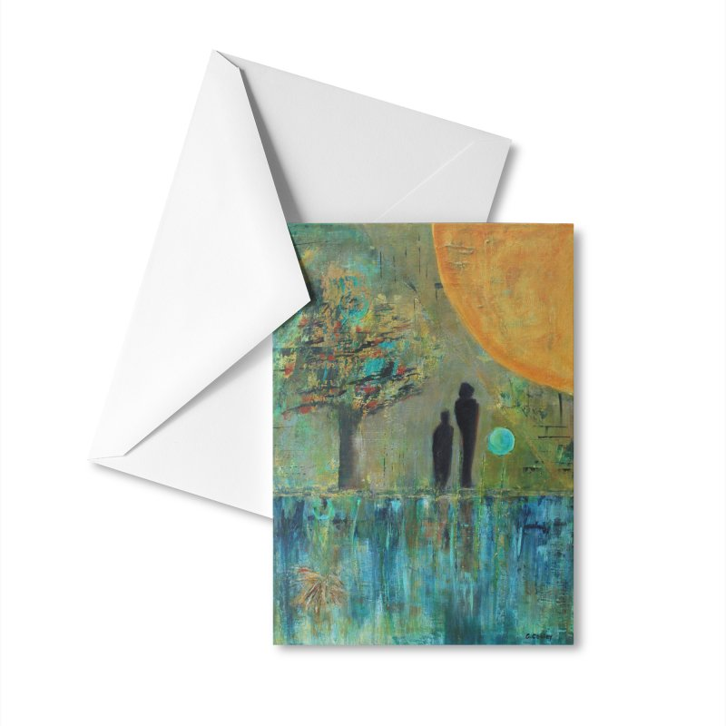 Beyond Accessories Greeting Card by C. Cooley's Artist Shop