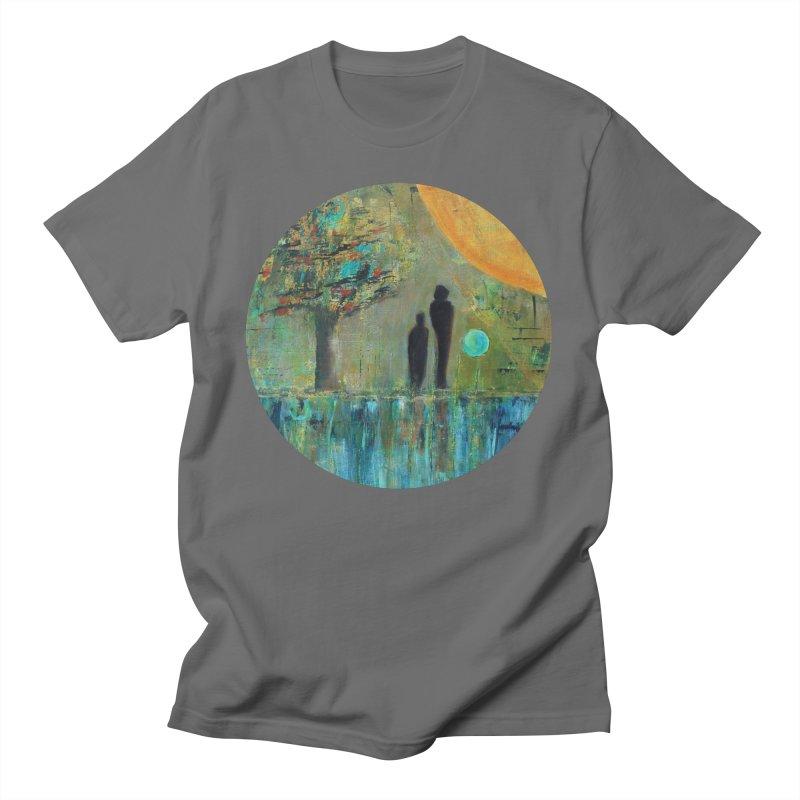 Beyond Men's T-Shirt by C. Cooley's Artist Shop