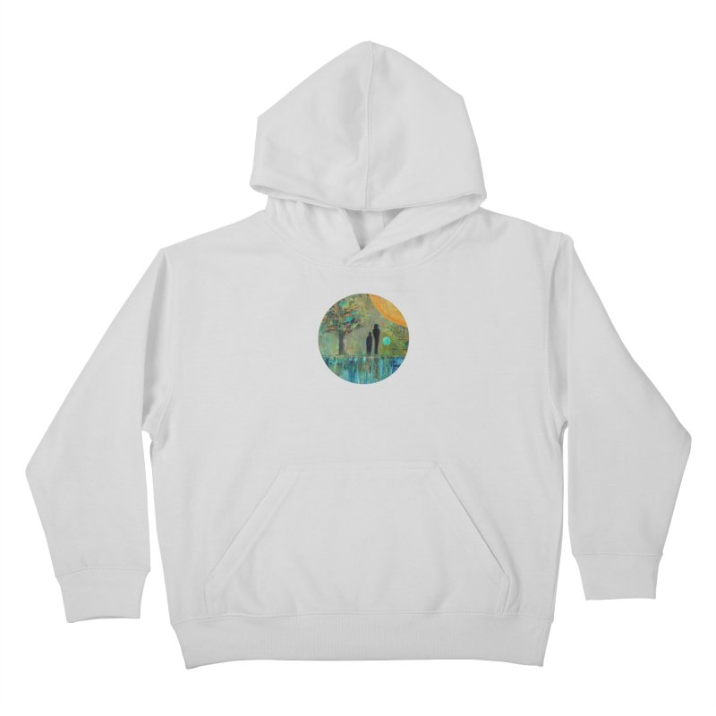 Beyond Kids Pullover Hoody by C. Cooley's Artist Shop