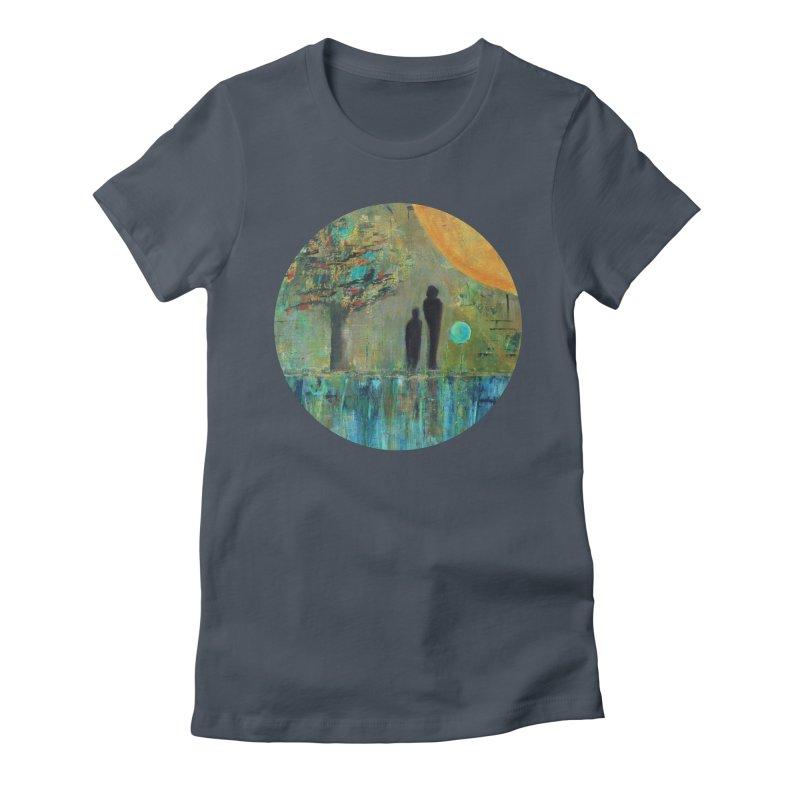 Beyond Women's T-Shirt by C. Cooley's Artist Shop