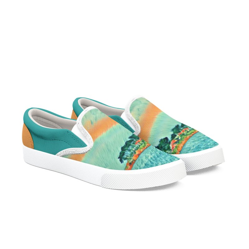 Pacific Women's Shoes by C. Cooley's Artist Shop