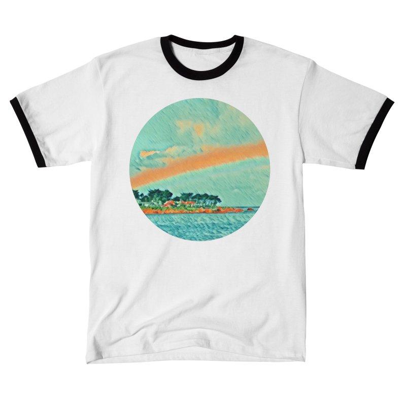 Pacific Men's T-Shirt by C. Cooley's Artist Shop