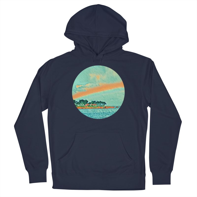 Pacific Men's Pullover Hoody by C. Cooley's Artist Shop