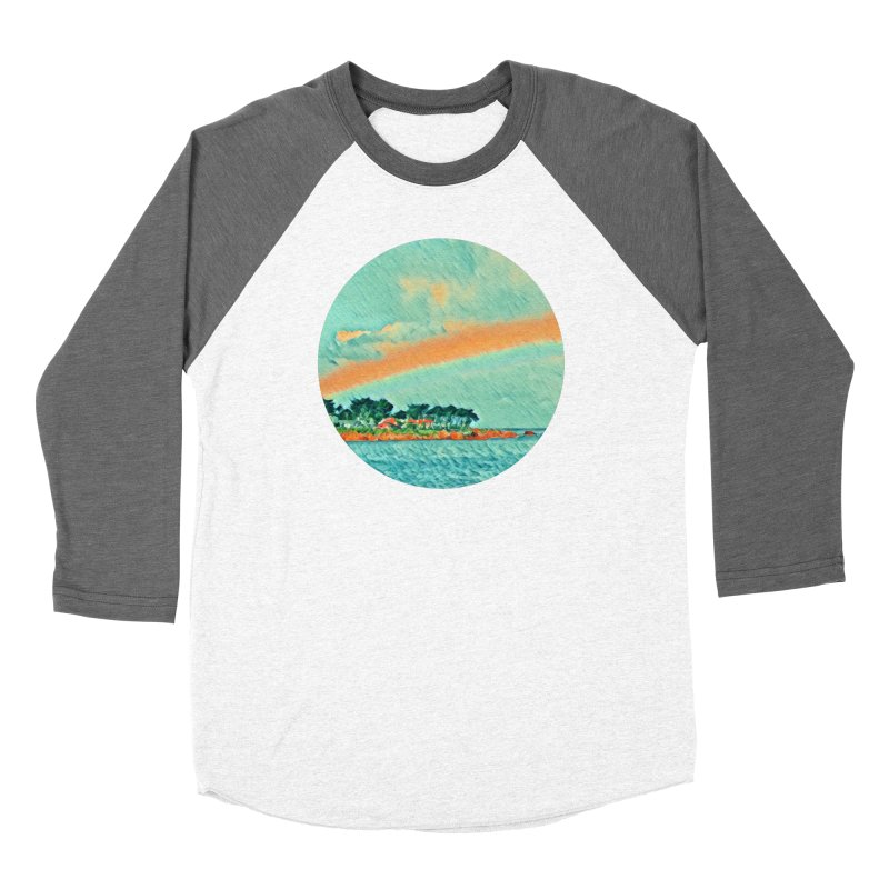 Pacific Women's Longsleeve T-Shirt by C. Cooley's Artist Shop