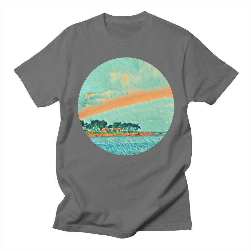 Pacific Men's T-Shirt by C. Cooley's Artist Shop