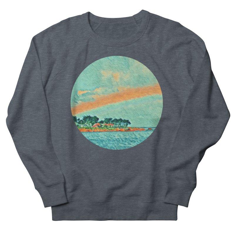 Pacific Men's Sweatshirt by C. Cooley's Artist Shop