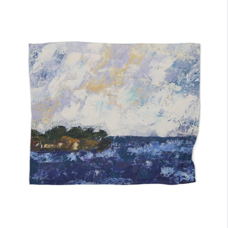 Dauntless Home Blanket by C. Cooley's Artist Shop