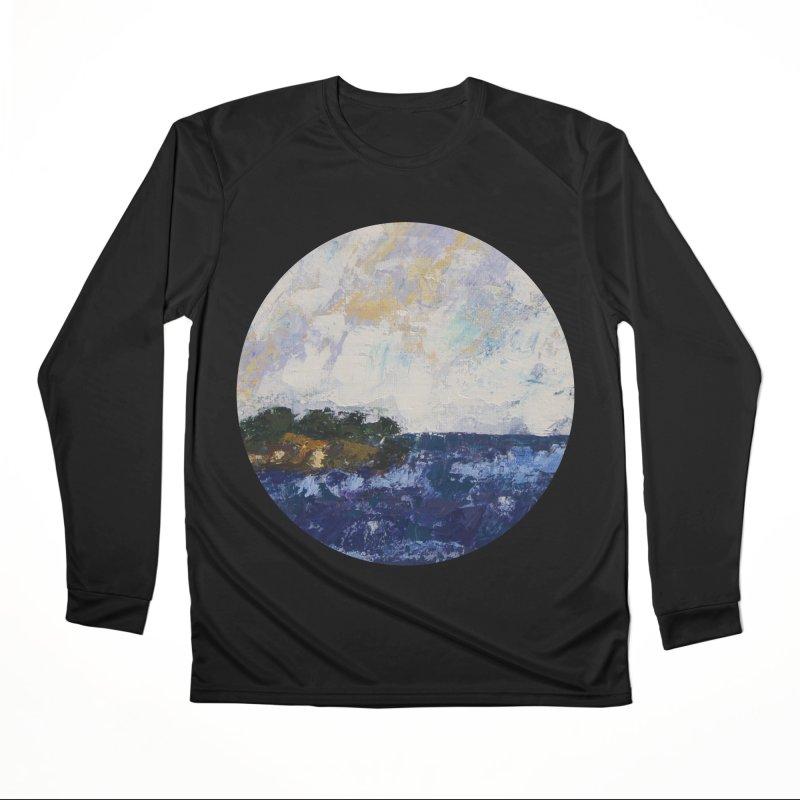 Dauntless Men's Longsleeve T-Shirt by C. Cooley's Artist Shop
