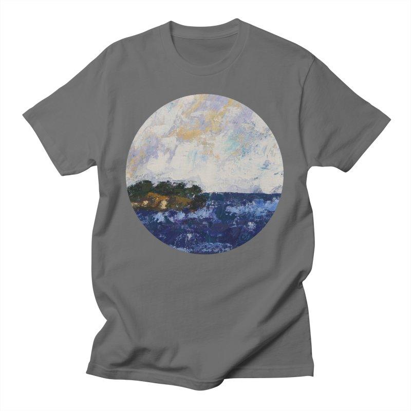 Dauntless Men's T-Shirt by C. Cooley's Artist Shop