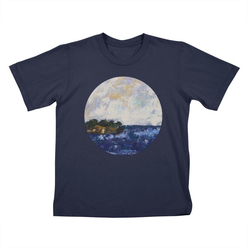 Dauntless Kids T-Shirt by C. Cooley's Artist Shop
