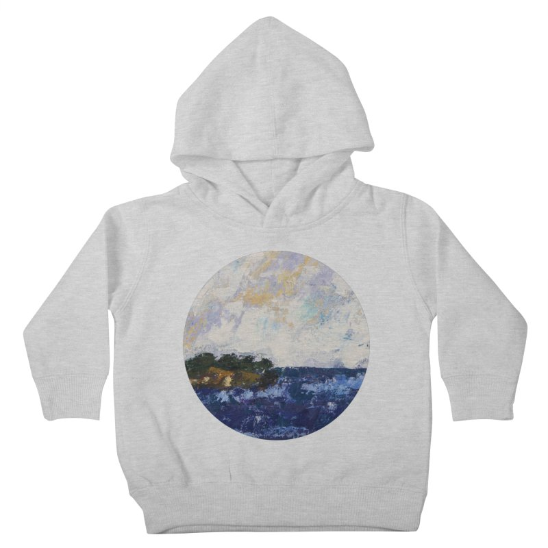 Dauntless Kids Toddler Pullover Hoody by C. Cooley's Artist Shop