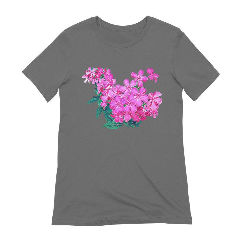 Garden Pink Women's T-Shirt by C. Cooley's Artist Shop