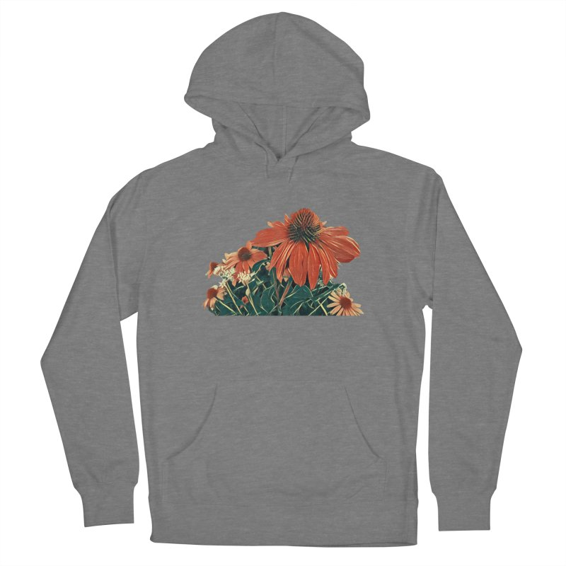Dreamy Coneflowers Women's Pullover Hoody by C. Cooley's Artist Shop