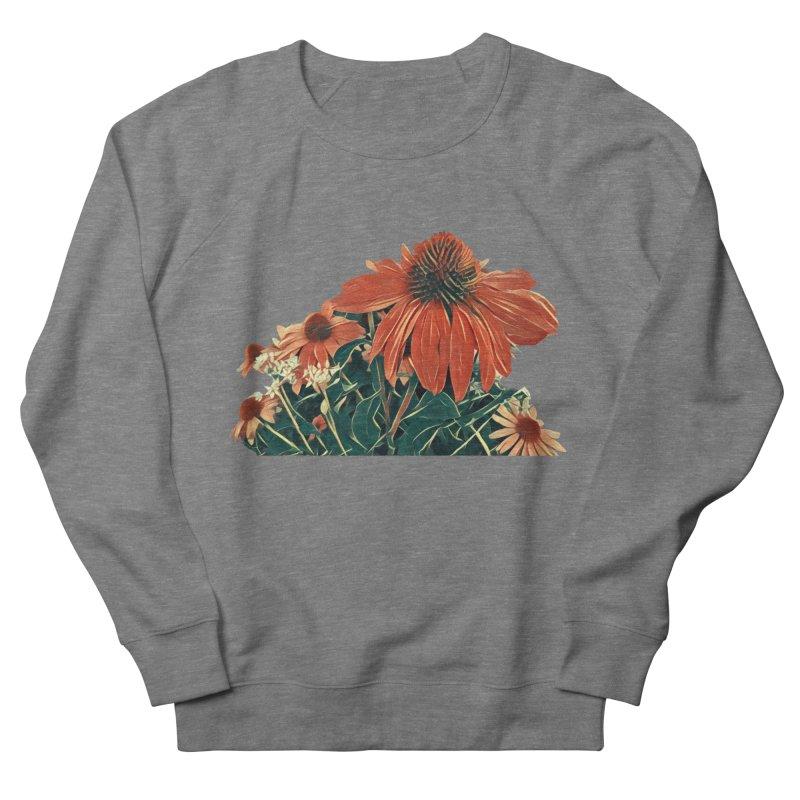 Dreamy Coneflowers Women's Sweatshirt by C. Cooley's Artist Shop