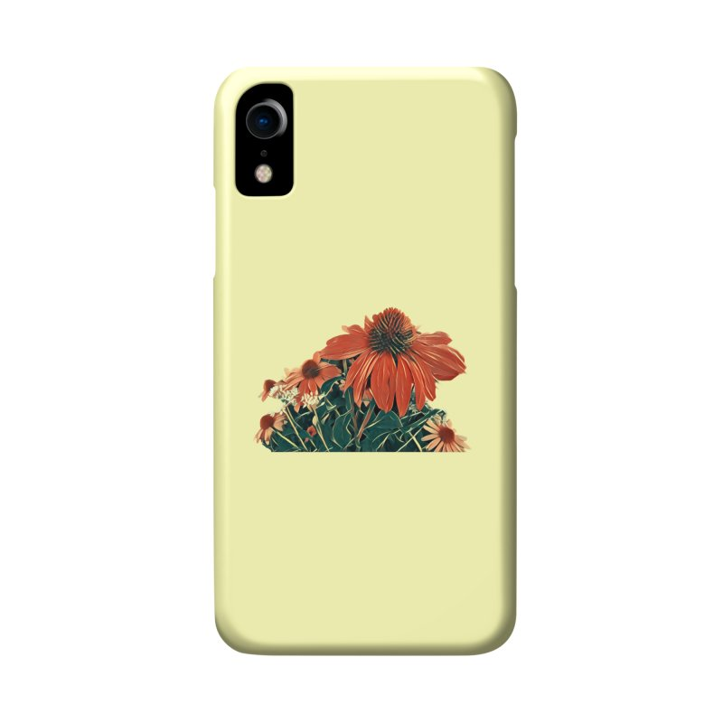 Dreamy Coneflowers Accessories Phone Case by C. Cooley's Artist Shop
