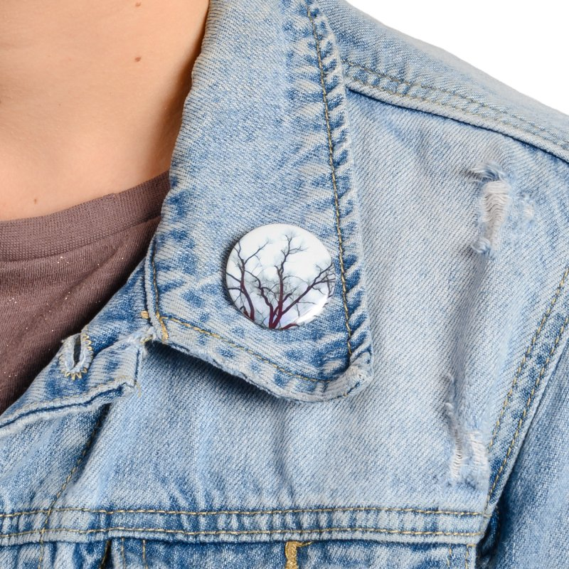 Reaching Accessories Button by C. Cooley's Artist Shop