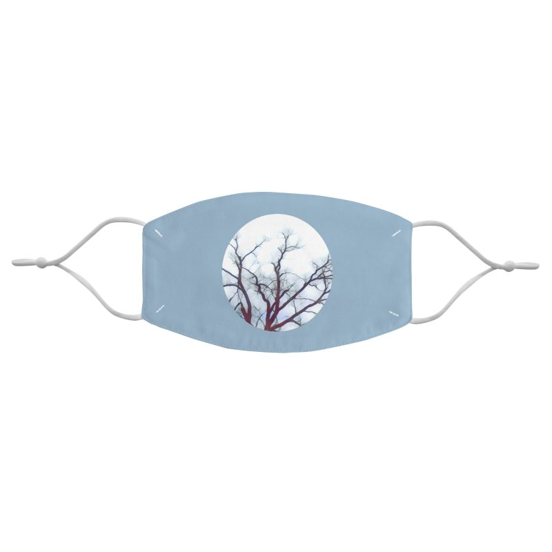 Reaching Accessories Face Mask by C. Cooley's Artist Shop