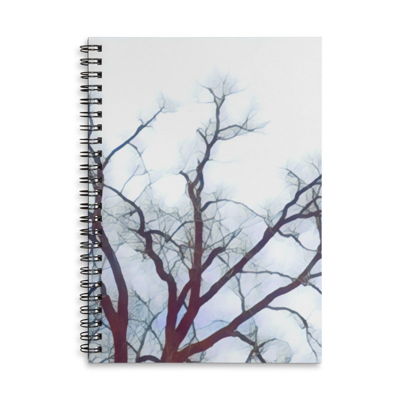 Reaching Accessories Notebook by C. Cooley's Artist Shop