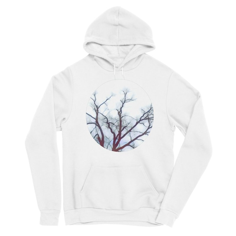 Reaching Men's Pullover Hoody by C. Cooley's Artist Shop