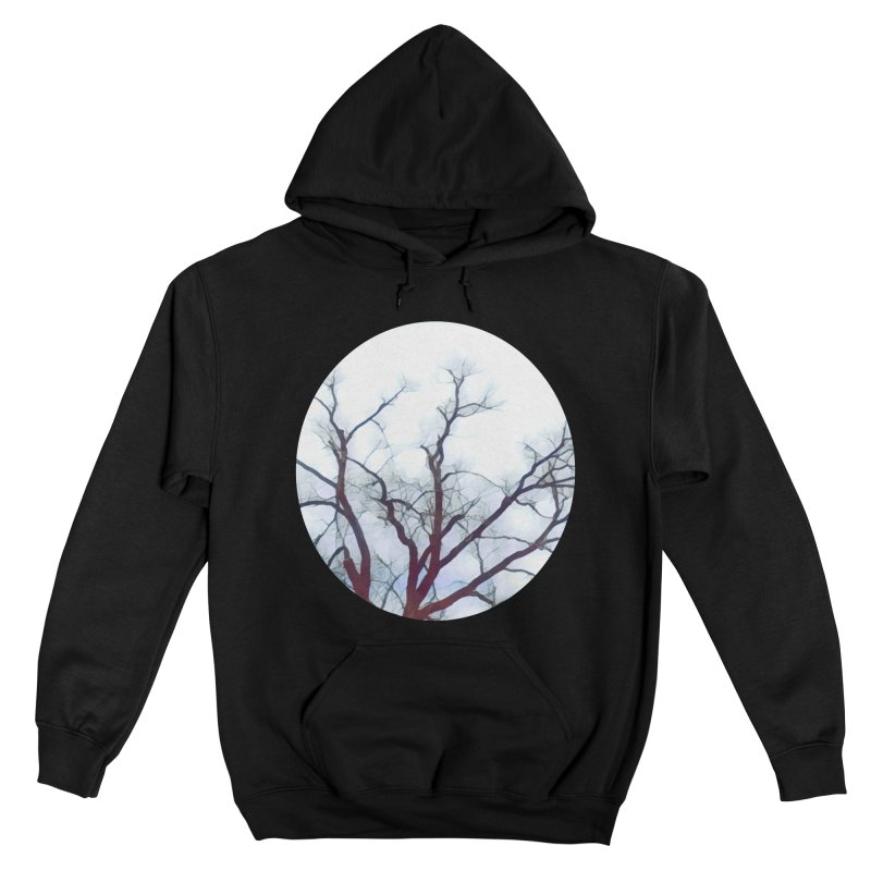 Reaching Women's Pullover Hoody by C. Cooley's Artist Shop