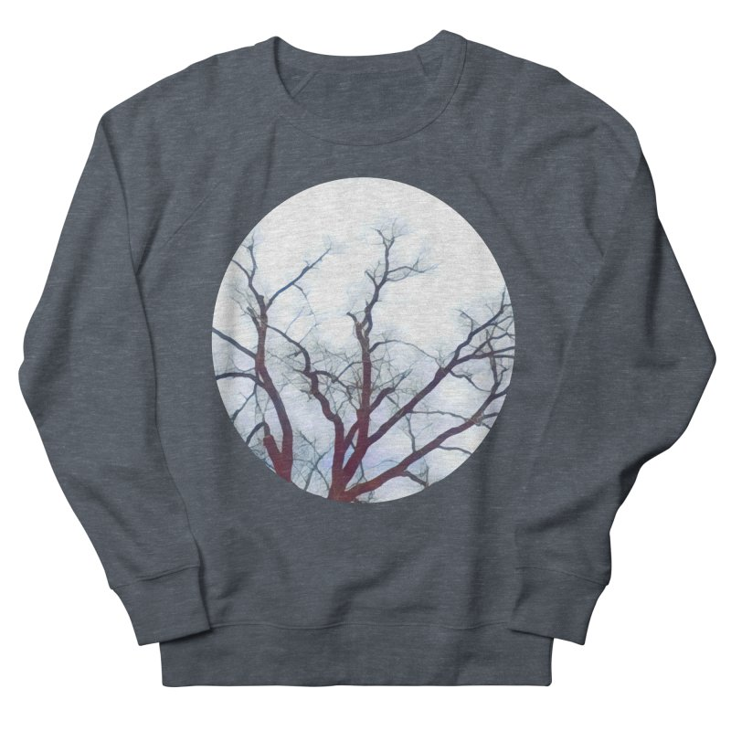 Reaching Men's Sweatshirt by C. Cooley's Artist Shop