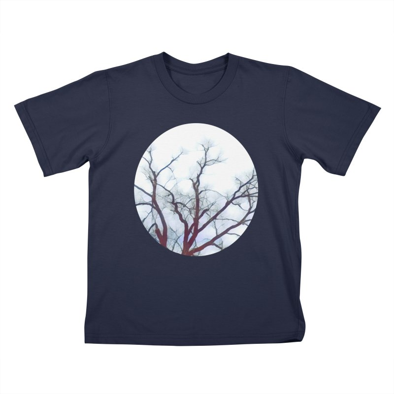 Reaching Kids T-Shirt by C. Cooley's Artist Shop