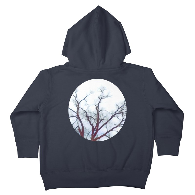 Reaching Kids Toddler Zip-Up Hoody by C. Cooley's Artist Shop