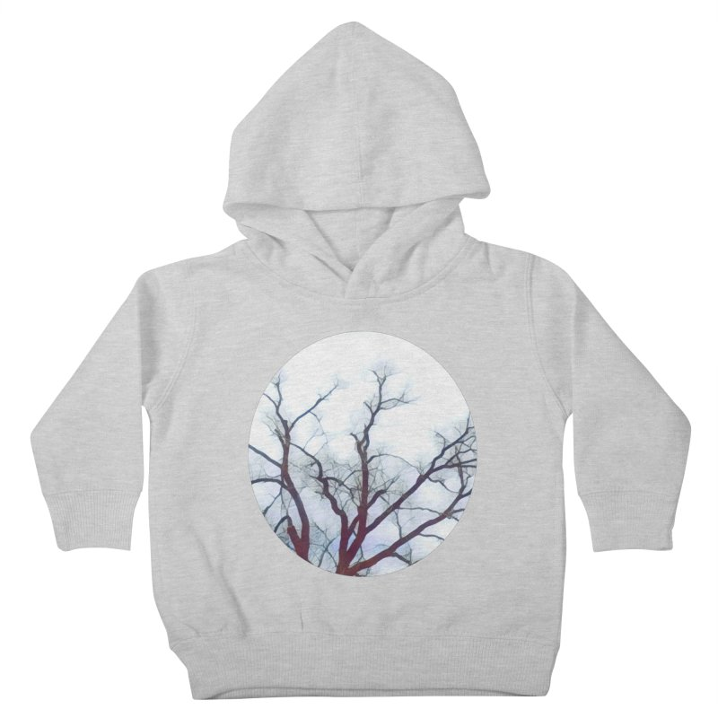 Reaching Kids Toddler Pullover Hoody by C. Cooley's Artist Shop