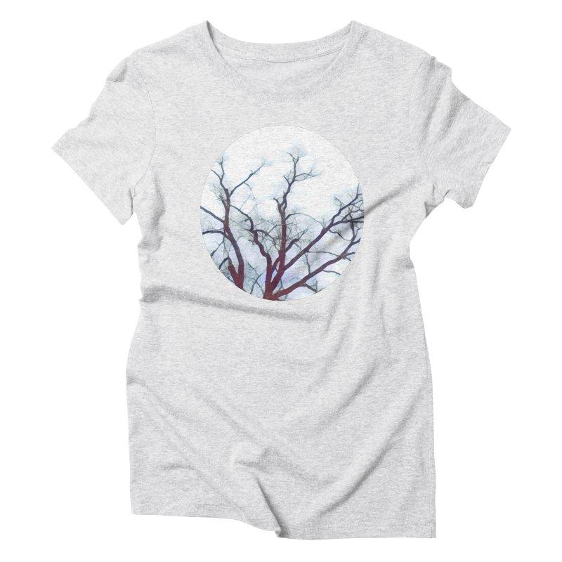 Reaching Women's T-Shirt by C. Cooley's Artist Shop