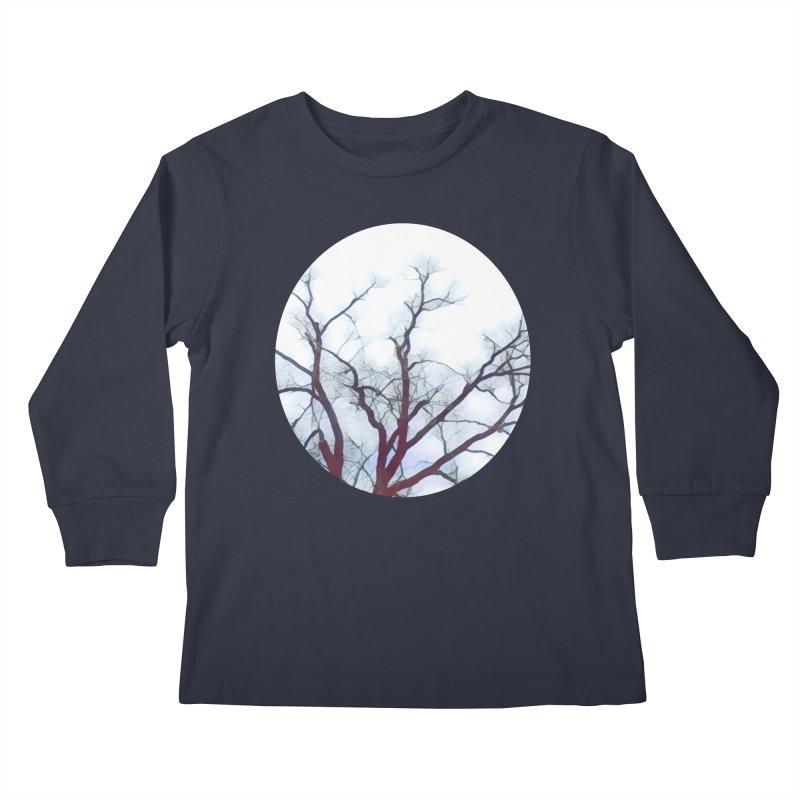 Reaching Kids Longsleeve T-Shirt by C. Cooley's Artist Shop