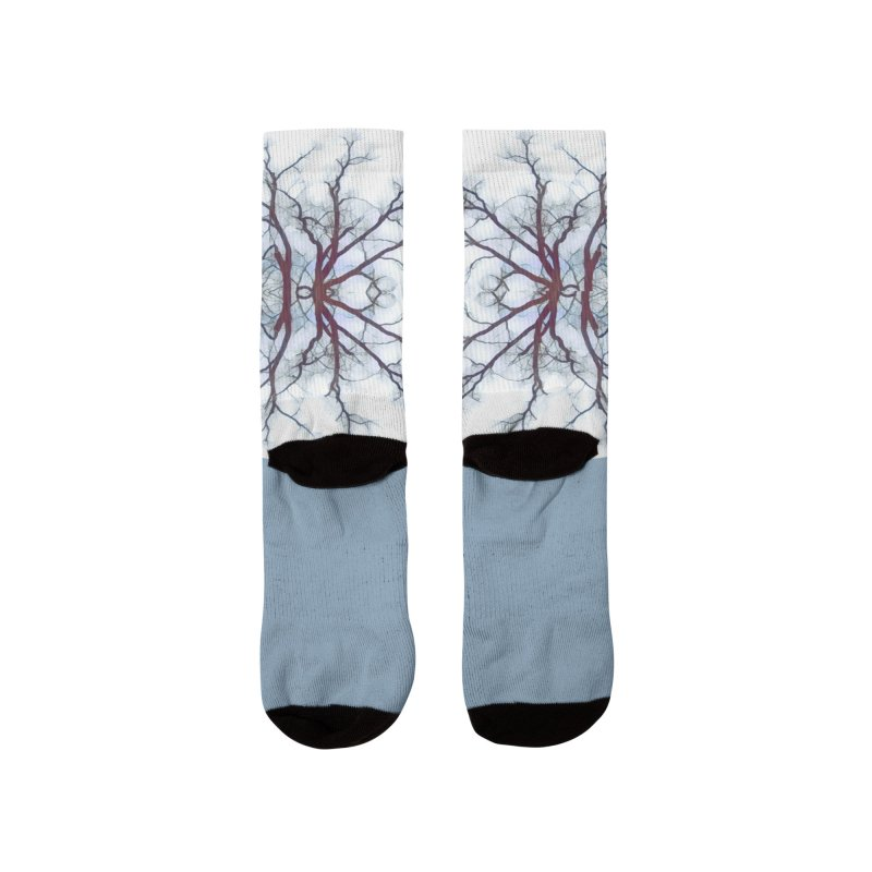 Reaching Women's Socks by C. Cooley's Artist Shop