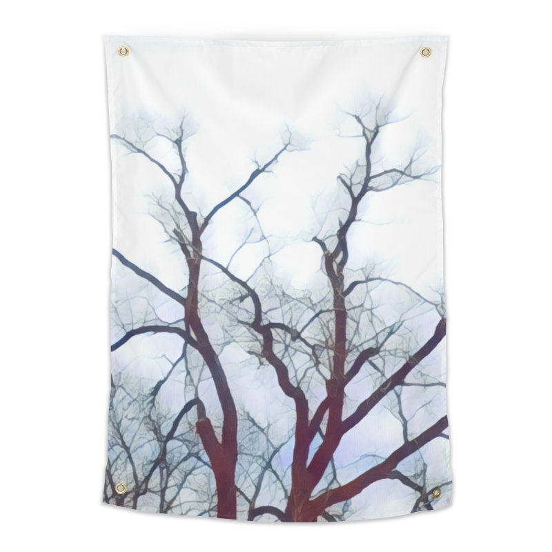 Reaching Home Tapestry by C. Cooley's Artist Shop