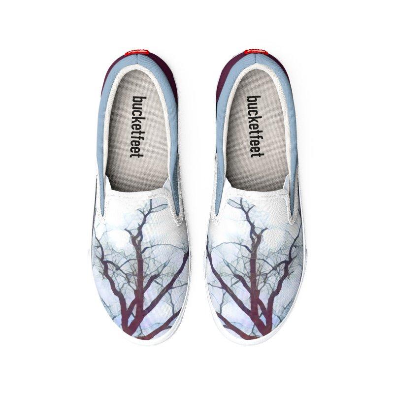 Reaching Women's Shoes by C. Cooley's Artist Shop