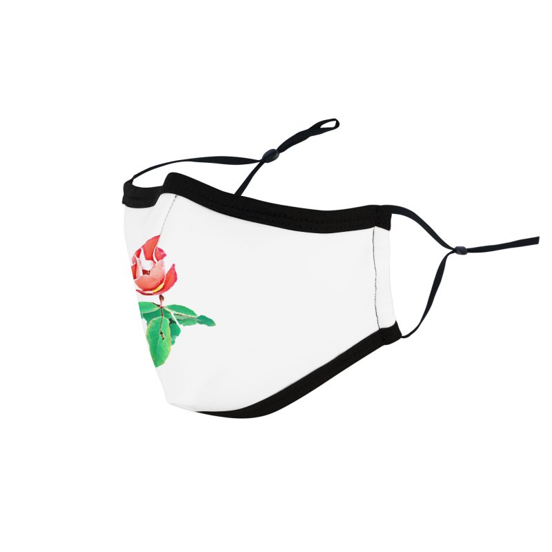 Bloom Accessories Face Mask by C. Cooley's Artist Shop