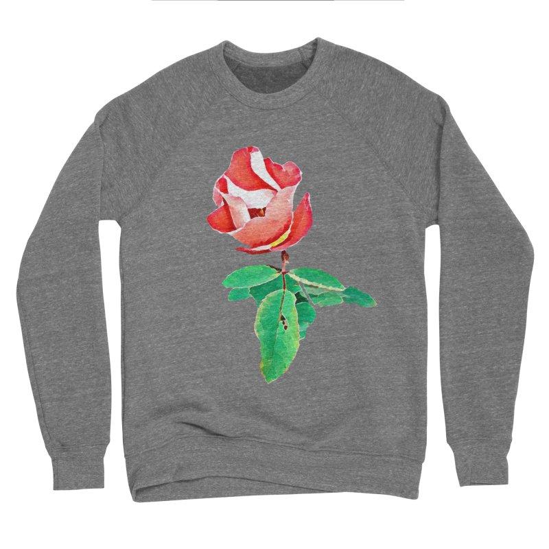 Bloom Men's Sweatshirt by C. Cooley's Artist Shop