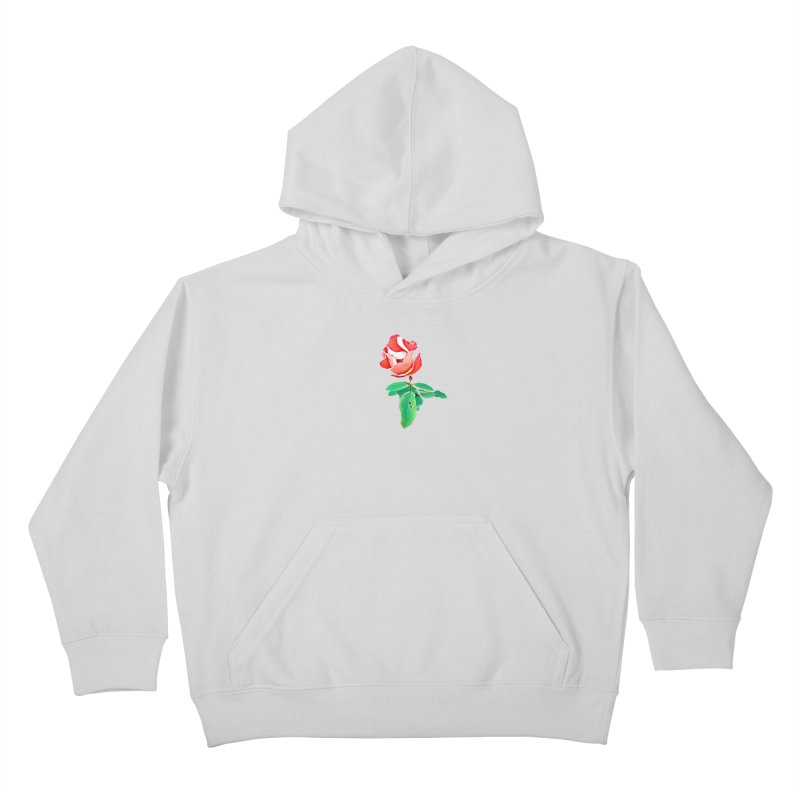 Bloom Kids Pullover Hoody by C. Cooley's Artist Shop