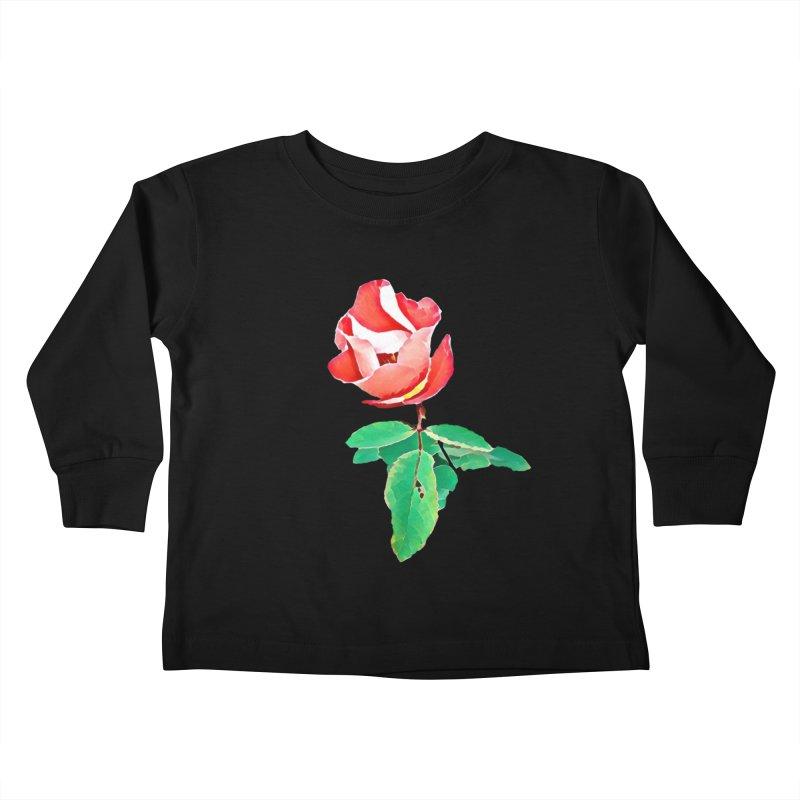 Bloom Kids Toddler Longsleeve T-Shirt by C. Cooley's Artist Shop