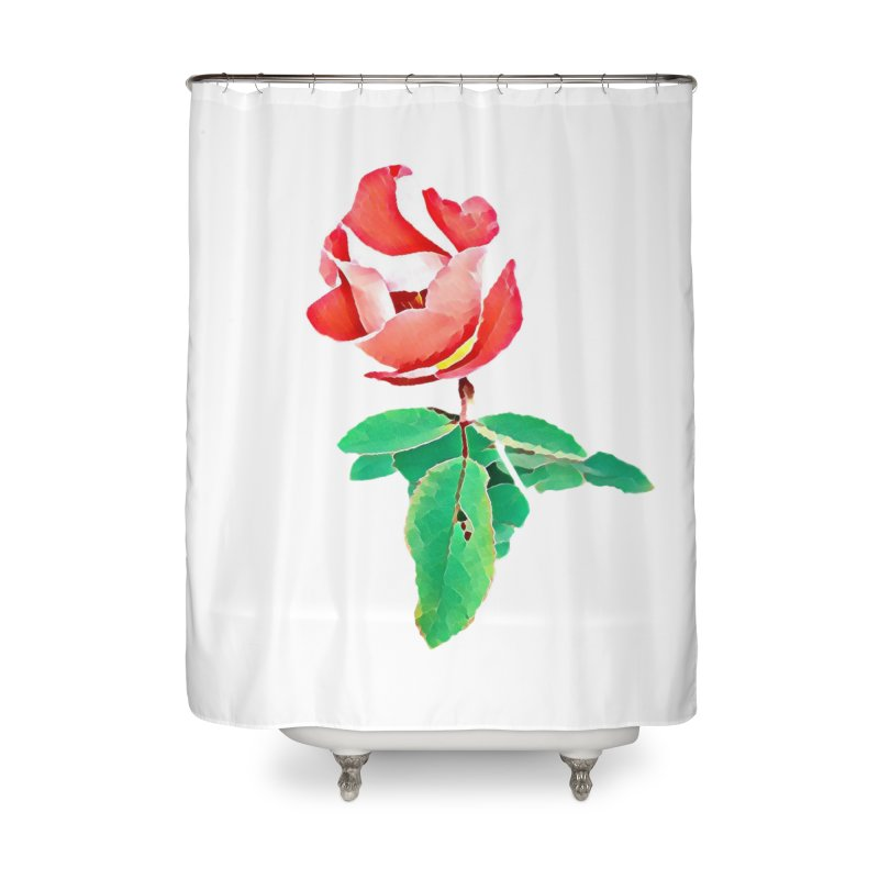 Bloom Home Shower Curtain by C. Cooley's Artist Shop