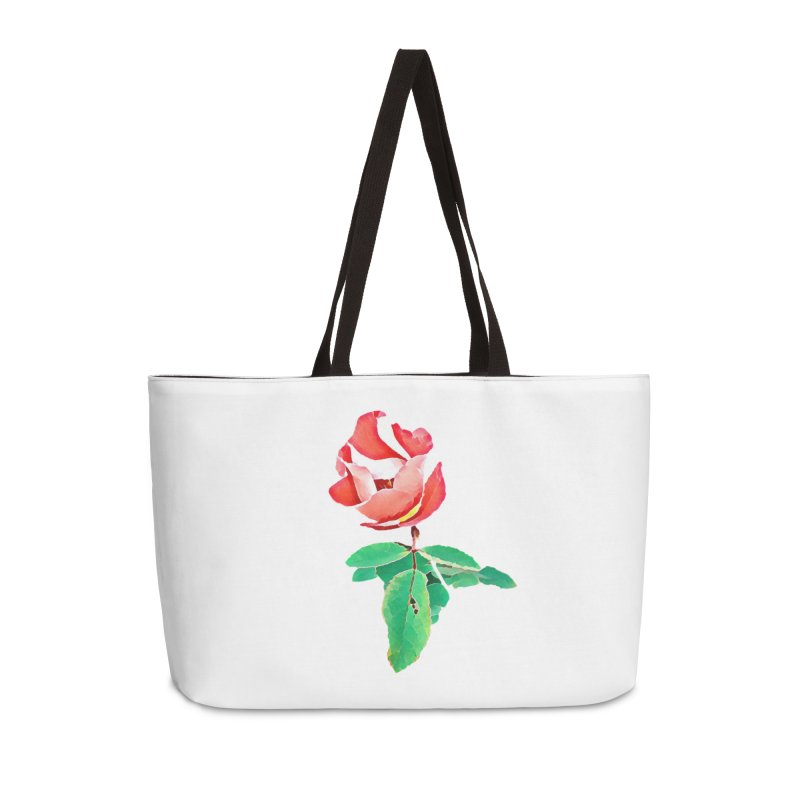 Bloom Accessories Bag by C. Cooley's Artist Shop